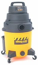 Shop-Vac 9252910 6.5 HP / 10 Gl. Industrial Super Quiet Wet / Dry Vacuum