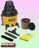 Shop-Vac 9256310 Wet/Dry Vacuum - Deluxe Kit