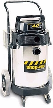 Shop-Vac 9501110 4.0 HP / 10 Gl. Commercial / Professional Wet / Dry Vacuum