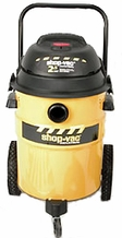 Shop-Vac 9624610 2.5 HP / 10 Gl. Industrial Multi-Purpose Wet / Dry Vacuum