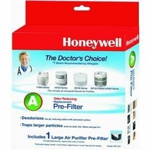 Honeywell Original HRF-AP1 Universal Air Cleaner Prefilter