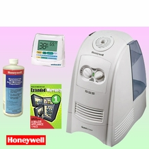 Honeywell HWM-330 3.0 Gallon Warm Mist Humidifier - Deluxe Kit