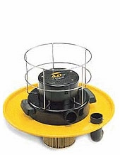 Shop-Vac 9840410 4.0 HP Industrial Super Heavy Duty Wet / Dry Vacuum Head Assembly