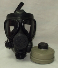 Israeli M15 Military Gas Mask w/ Nato Filter