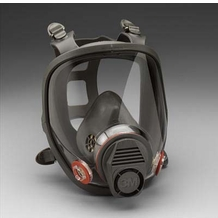 3M 6700, 3M 6800, 3M 6900 Full Facepiece Respirator Gas Mask