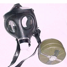 Israeli Civilian Childrens Gas Mask  w/ Nato Filter