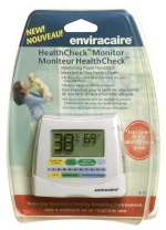 Honeywell E-10 Enviracaire HealthCheck Humidity Monitor