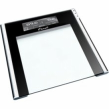 Escali USTT180 Track & Target Bathroom Scale, 400lb