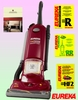 Eureka 4870MZ Boss HEPA Vacuum Cleaner - Deluxe Kit