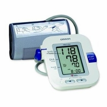 Omron HEM-711 DLX Automatic Blood Pressure Monitor