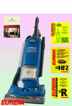 Eureka 4870H Upright HEPA Vacuum Cleaner (Refurbished)- Deluxe Kit