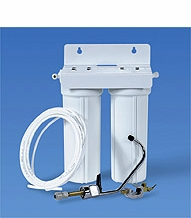 Hydro-Safe ADWU-D Undercounter 2 Stage Water Filter