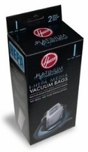 Hoover AH10005 Platinum Type-I HEPA Vacuum Bag, 2 Count