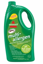 Bissell 725A Multi-Allergen Removal Formula with Scotchgard (128 oz)