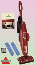 Bissell 7340 Flip-!t Select Hard Floor Cleaner - Deluxe Kit