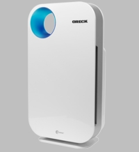 Oreck Air Instinct 200 True HEPA Air Purifier