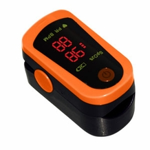 Oximeter Plus Oxi-Go Sports Finger Pulse Oximeter