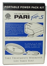 PARI 47F25 Portable Power Kit for Trek S