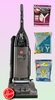 Hoover U6437 Upright Vacuum Cleaner - Deluxe Kit