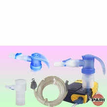 PARI Trek S Portable Nebulizer - Deluxe Kit