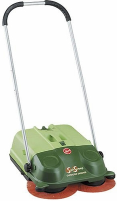 Hoover L1400 Spinsweep Outdoor Sweeper