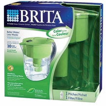 Brita 35378 Grand Pitcher Green