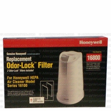 Honeywell 16800 Replacement Air Cleaner Prefilter w/Odor Lock (2 uses) For Honeywell Model# 16100