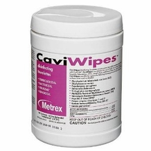 CaviWipes Disinfecting XL Towelettes Case of 12