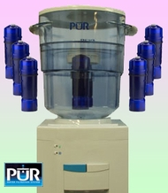Pur Cf100 Filtering Water Cooler Tank Deluxe Kit