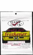 Damp Check 41000-09 Auto Disc Air Freshener (2.12 oz.)