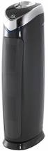 Germ Guardian AC5000B UVC Tower Air Purifier, Black