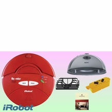 iRobot Roomba 410 Robotic Vacuum Cleaner  - Deluxe Kit