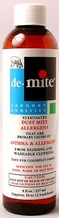 De-Mite Laundry Additive - 8 oz. bottle