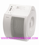 Honeywell 17450 Quiet Care CPZ HEPA Air Cleaner