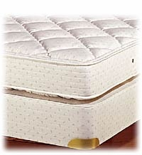Royal Latex Twin-Size Quilt-Top Mattress