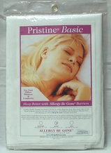 Pristine Basic Allergy Mattress Encasing Queen 60'' x 80''