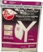 Hoover 4010801Y Type Y High Filtration Vacuum Cleaner Bags (2 pack)