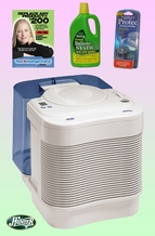 Hunter 34357 Cool Mist Humidifier - Deluxe Kit