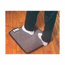 Indus Tool Cozy Toes Mat - Gray