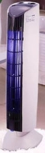 Sharper Image SI830 Ionic Breeze Pro Series Air Purifier w/ UV Light