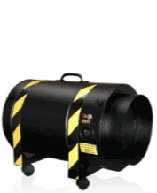 AllerAir Pig Extractor Industrial Air Scrubber
