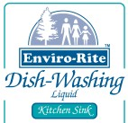 EnviroRite Dish Washing Liquid (64 oz Refill)