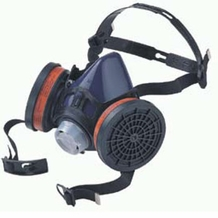 Willson/ Dalloz Safety 6100 Half Face Respirator