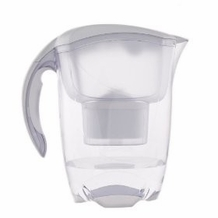 Mavea1001492 Elemaris Water Filtration Pitcher Black