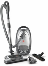 Hoover S3670 WindTunnel Anniversary Canister Vacuum Cleaner