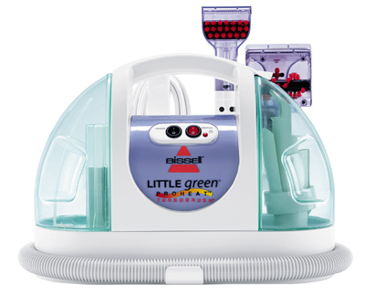 Bissell 1425 1 Little Green Proheat Compact Deep Cleaner