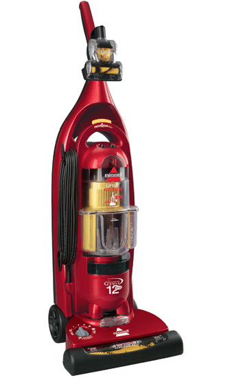Bissell 37601 Lift Off Revolution Turbo Upright Vacuum Cleaner