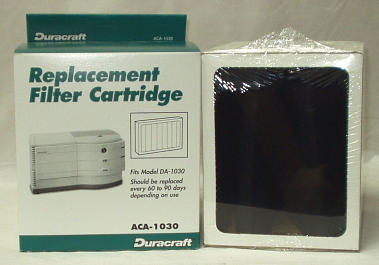 Duracraft Aca 1030 Electrostatic Air Purifier Filter For