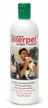 Allerpet 10016 De-Mite Single Solution for Pets 16oz