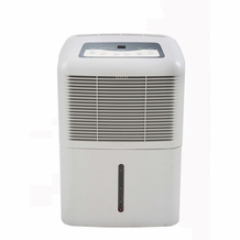 Keystone KSTAD70A White 2.6 Gallon Tank 70 Pint per Day Free Standing Electric Dehumidifier